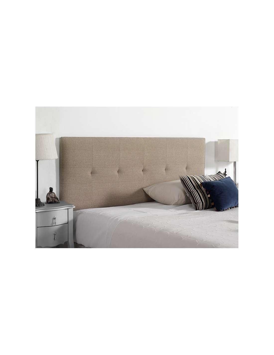Cabecero de dise o tapicero artesano - Cabeceros de cama diseno ...