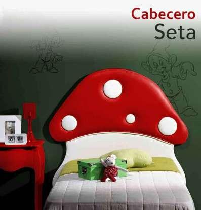 Cabecero Infantil SETA